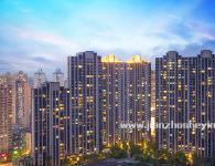 华侨城西康路989地产项目拍摄