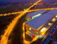 宇培集团工业园区拍摄