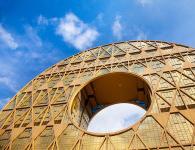 广州圆工业建筑摄影