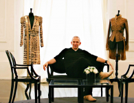 法国时装大师Jean-Paul Gaultier