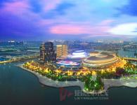 绍兴东方山水欢乐岛建筑摄影