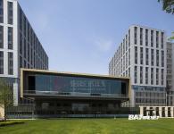 湾谷科技园商业建筑广告拍摄
