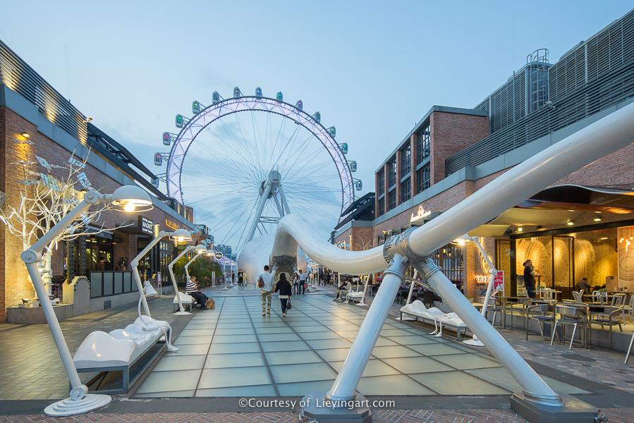 上海大悦城商场