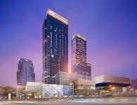 静安嘉里中心商业建筑摄影