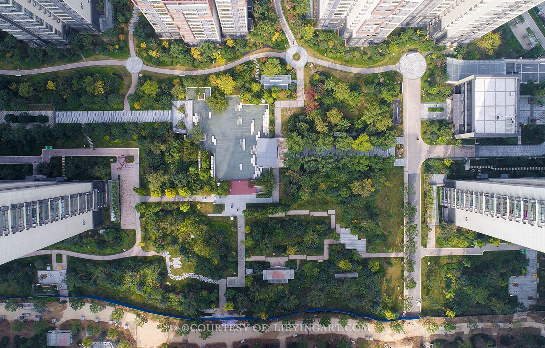 保利地产建筑景观
