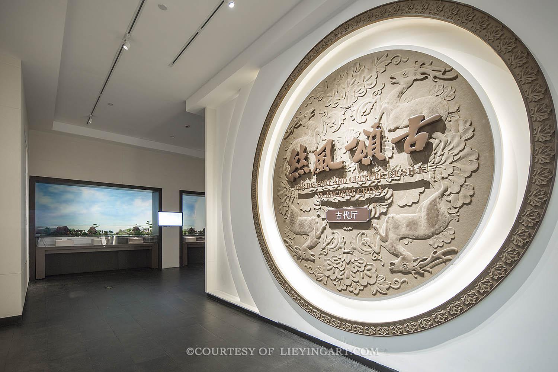 丝绸博物馆古代厅