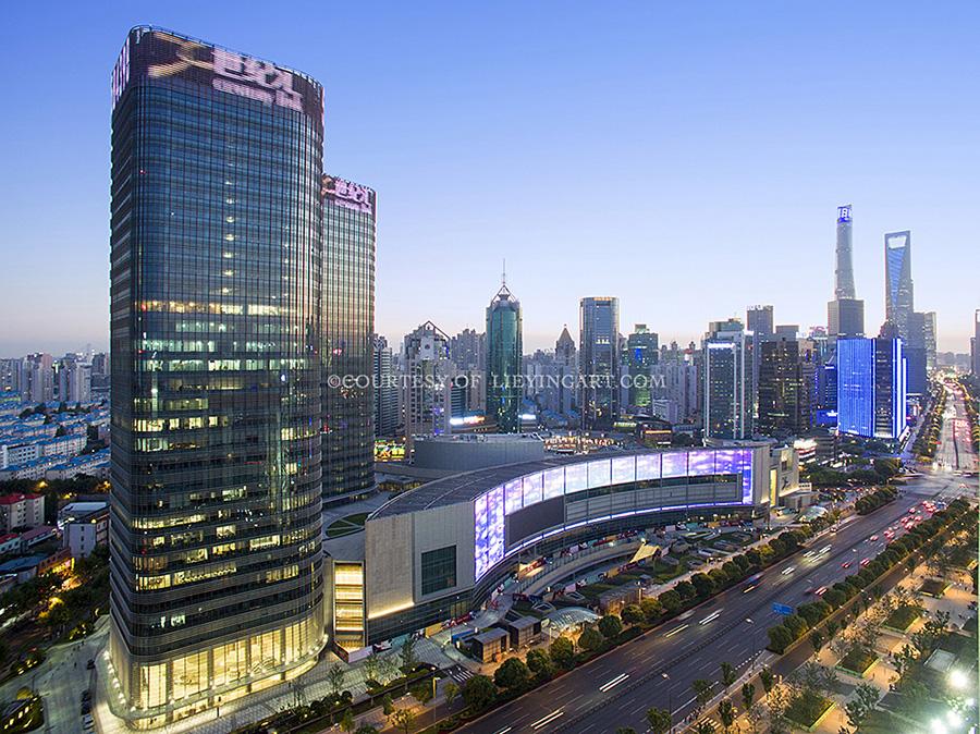 上海世纪汇广场
