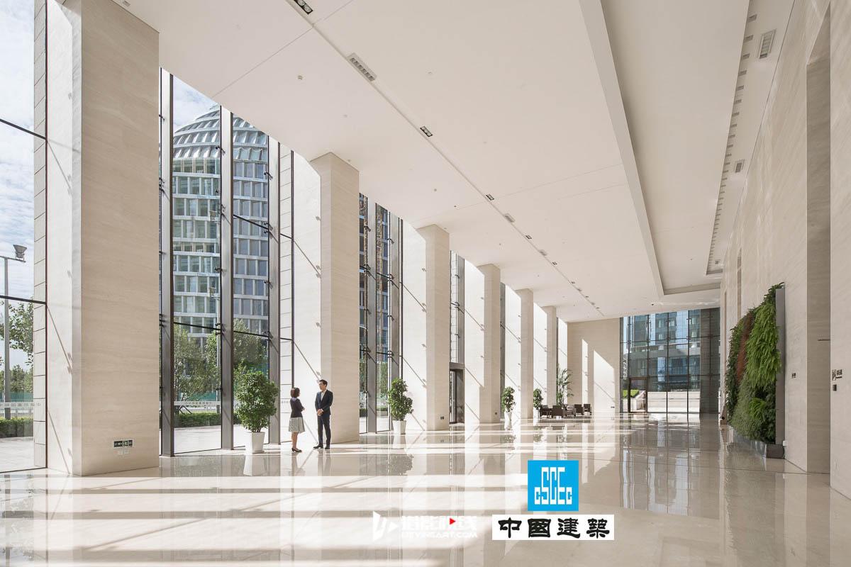 北京中建财富中心