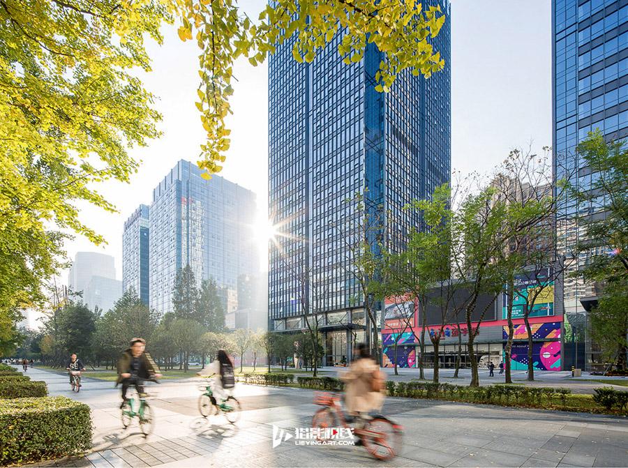 成都中海国际中心